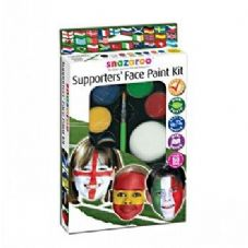 Snazaroo Supporters Face Painting Kit